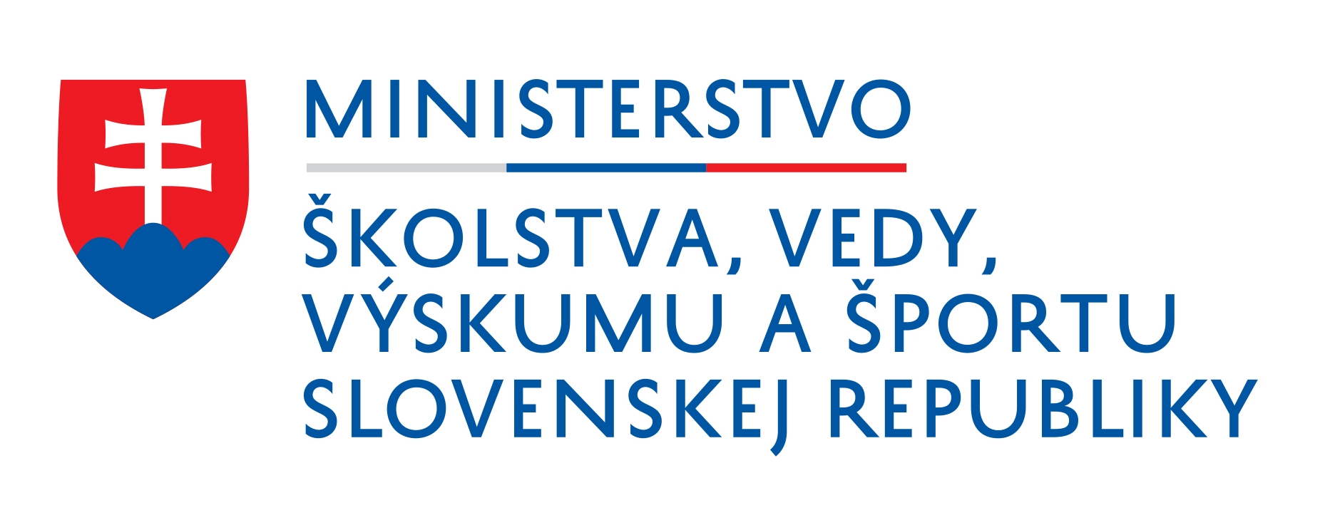 Ministerstvo skolstva, vedy, vyskumu a sportu Slovenskej republiky, partneri, logo, AMAVET