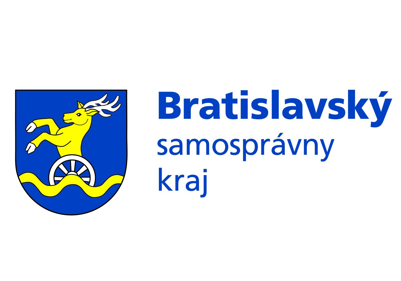 bratislavsky samospravny kraj, amavet, logo, partneri